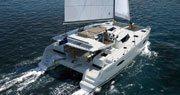Catamaran Luxury Yacht Charter